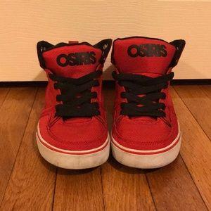 Osiris Hipster High Sneakers